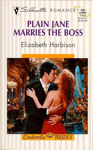 Plain Jane Marries the Boss (cover illustration)