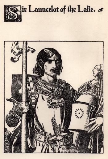 Sir Launcelot of the Lake
