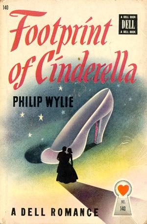 Footprint of Cinderella (cover illustration)