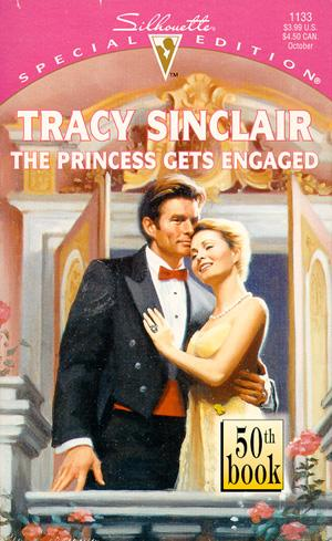 The Princess Gets Engaged (cover illustration)
