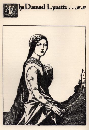 The Damsel Lynette