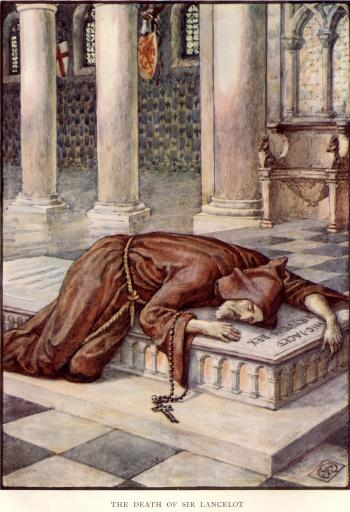 The Death of Sir Lancelot