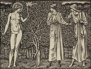 """Ther to me Venus the goddesse, Which ay werreyeth Chastite, Came of hir grace, to socoure me..."""