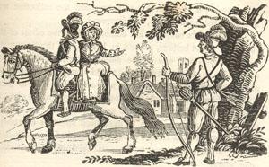 Robin Hood's Birth, Breeding, Valour and Marriage