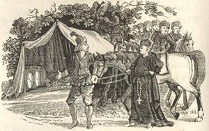 The King's Disguise, and Friendship With Robin Hood