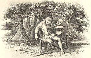 Robin Hood and the Valiant Knight