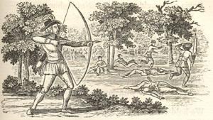 Robin Hood's Progress to Nottingham