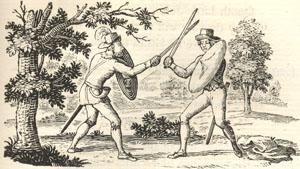 Robin Hood and the Stranger