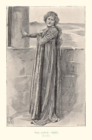 Miss Ellen Terry. Act III.