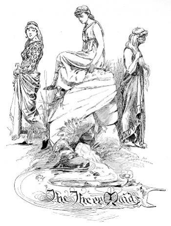 The Three Maids