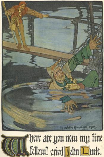 Robin Hood and John Little