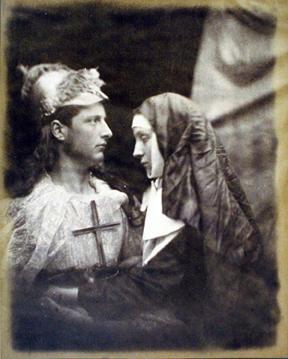 Sir Galahad and the Nun