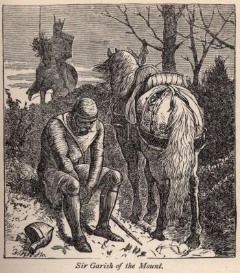Sir Garish of the Mount