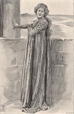 Ellen Terry in King Arthur