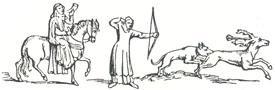 Ladies Hunting, 14th Century