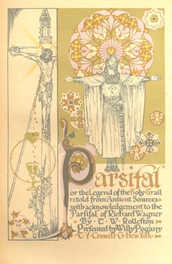 Parsifal-Title Page